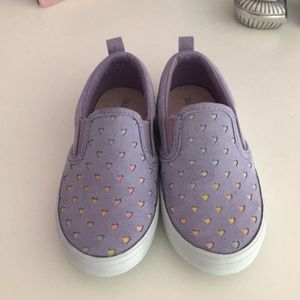 Loafers for little girl